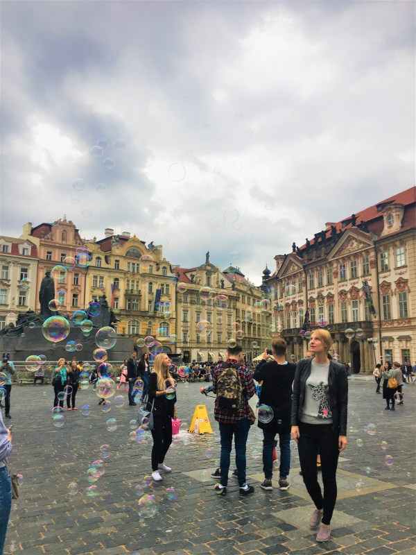 What to do in Prague in 2 days | Prague Itinerary  | Prague - town square - culture