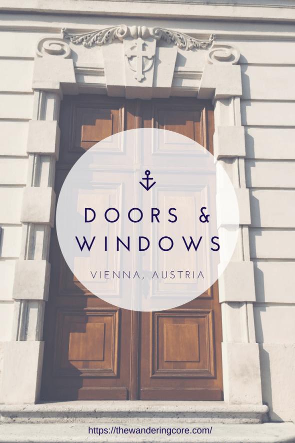 Doors & Windows from Vienna, Austria, Europe | beautiful doors of Vienna