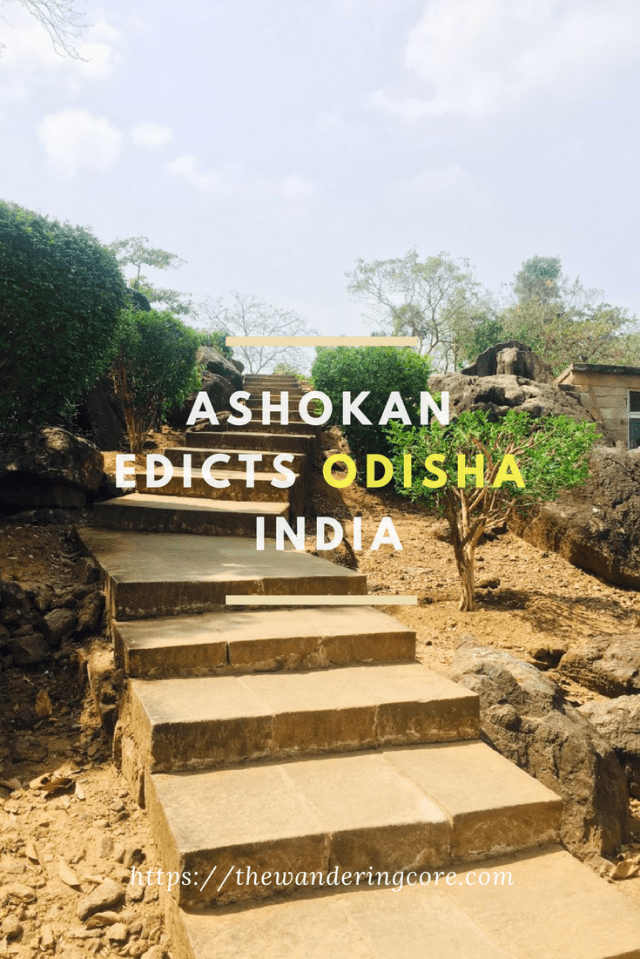 Ashokan Rock Edicts | Unexplored India | Incredible India | Solo female traveler | | India | Odisha | Asia | Traveling | travel | #thewanderingcore #travel #odhsa #shantistupa #india #asia #dhauli