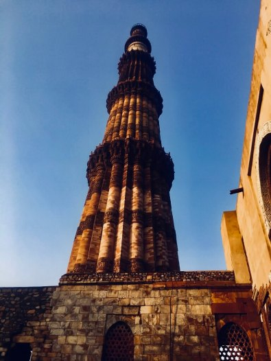 Qutub Minar, Delhi, India    Architecture