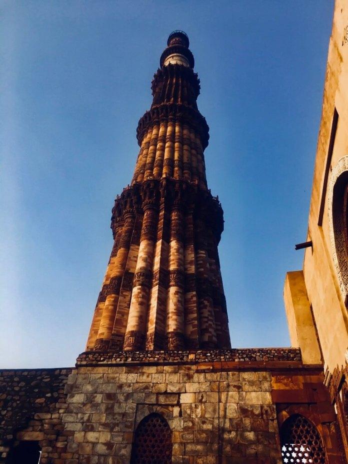 Qutub Minar, Delhi, India || Architecture