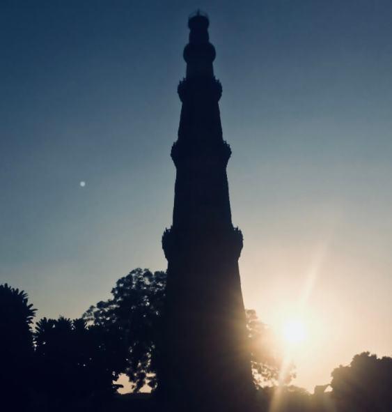 Qutub Minar Delhi India