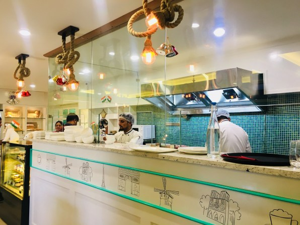 The Crown Patisserie Chandigarh - Kitchen
