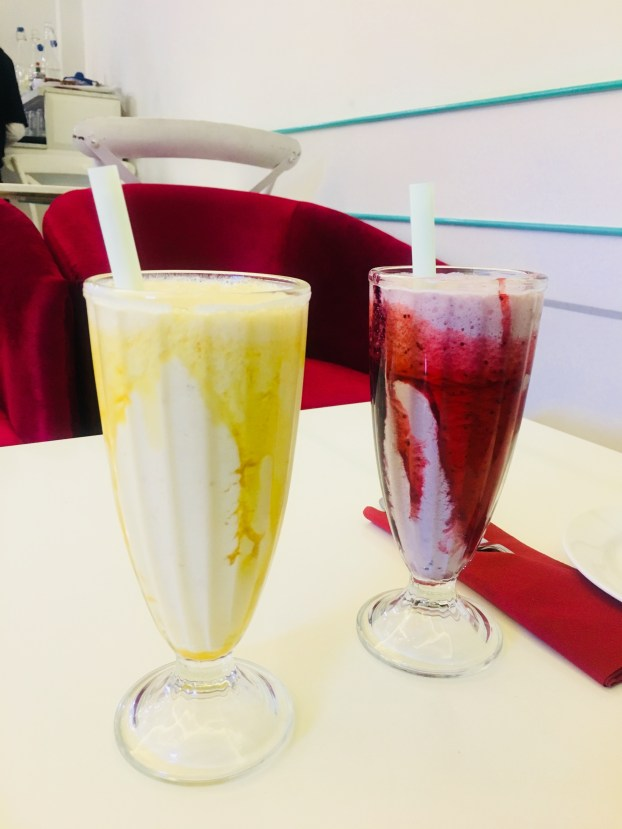 The Crown Patisserie Chandigarh - Smoothies