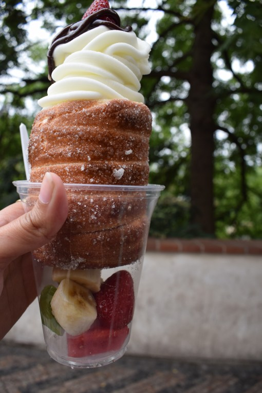 trdelnik-prague itinerary