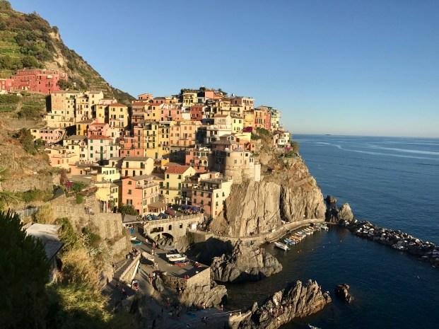 Unusual Honeymoon destination in the world | Cinque Terre