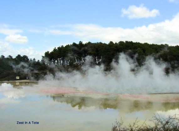 Honeymoon Destinations in the world | Geo thermal Park Rotorua