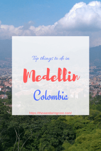 Things to do in Medellin | Top things to do in Medellin Colombia | Best things to do in Medellin Colombia | where to stay in Medellin | Best places to stay in Medellin | best place to stay in Medellin | places to stay in Medellin | where to eat in Medellin | South America | Travel | #thewanderingcore #medellin #colombia