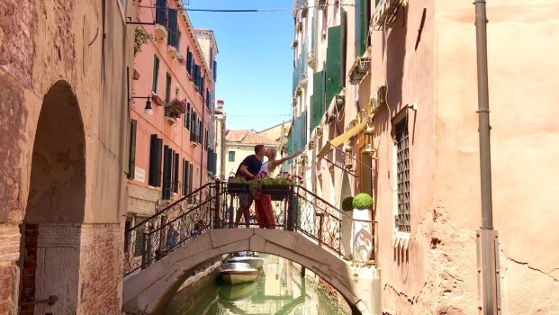 Unusual Honeymoon destination in the world | Venice