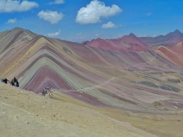Rainbow Mountains - Peru