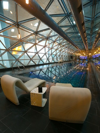 Vitality Wellbeing & Fitness Centre - Doha Airport