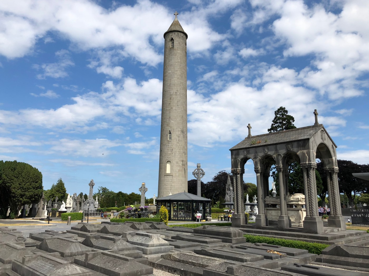 Glasnevin cementery Dublin | Unusual things to do in Dublin