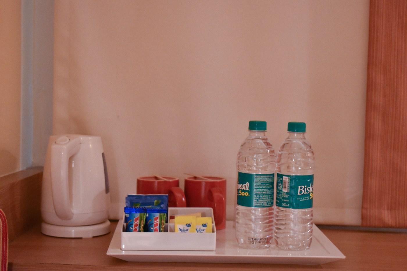 IBIS room amenities