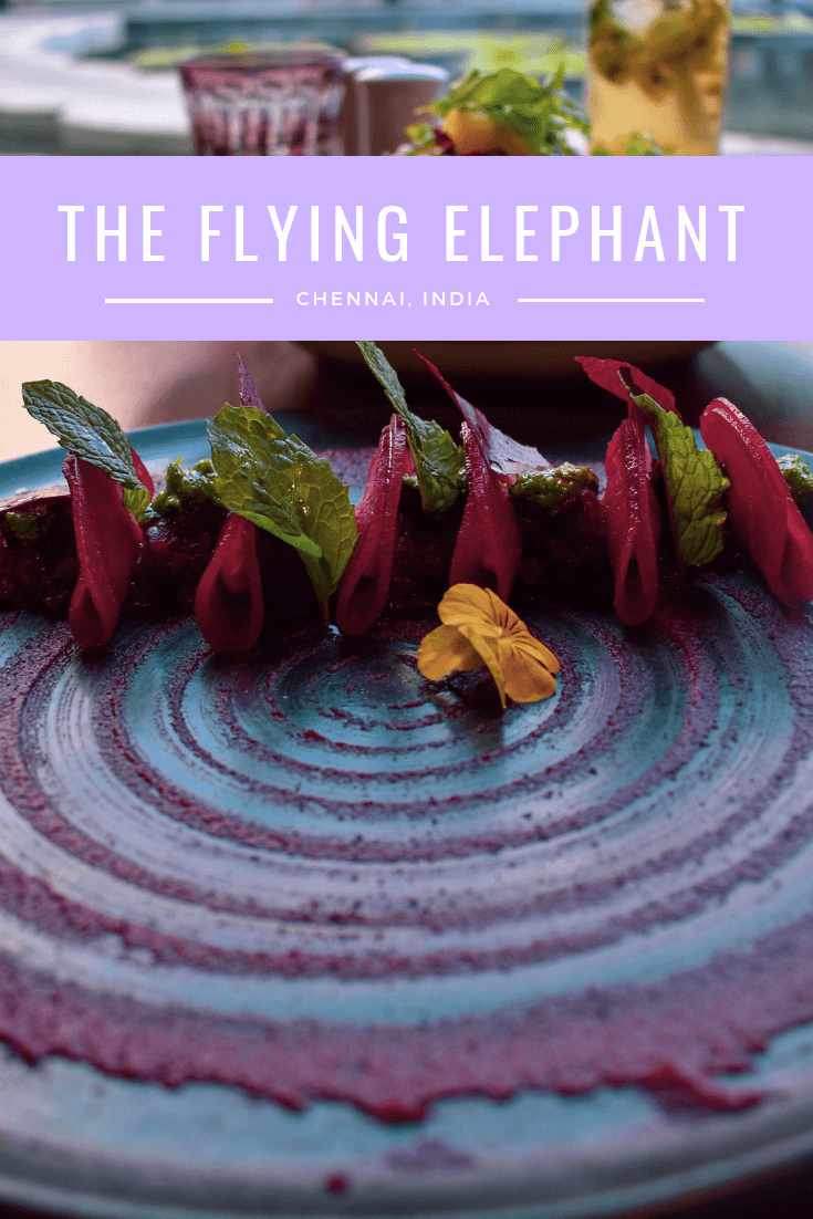 The Flying Elephant Chennai | The Park Hyatt Chennai | The Park Hyatt Flying Elephant Chennai | The Dining Room | Restaurant Review | Food Blog