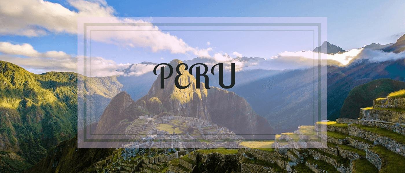 Peru Banner