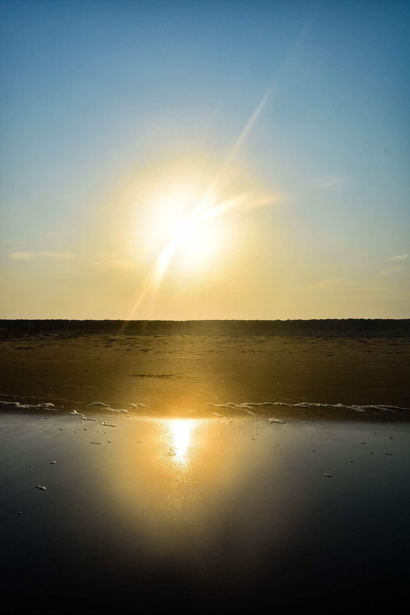 Paradise beach Pondy