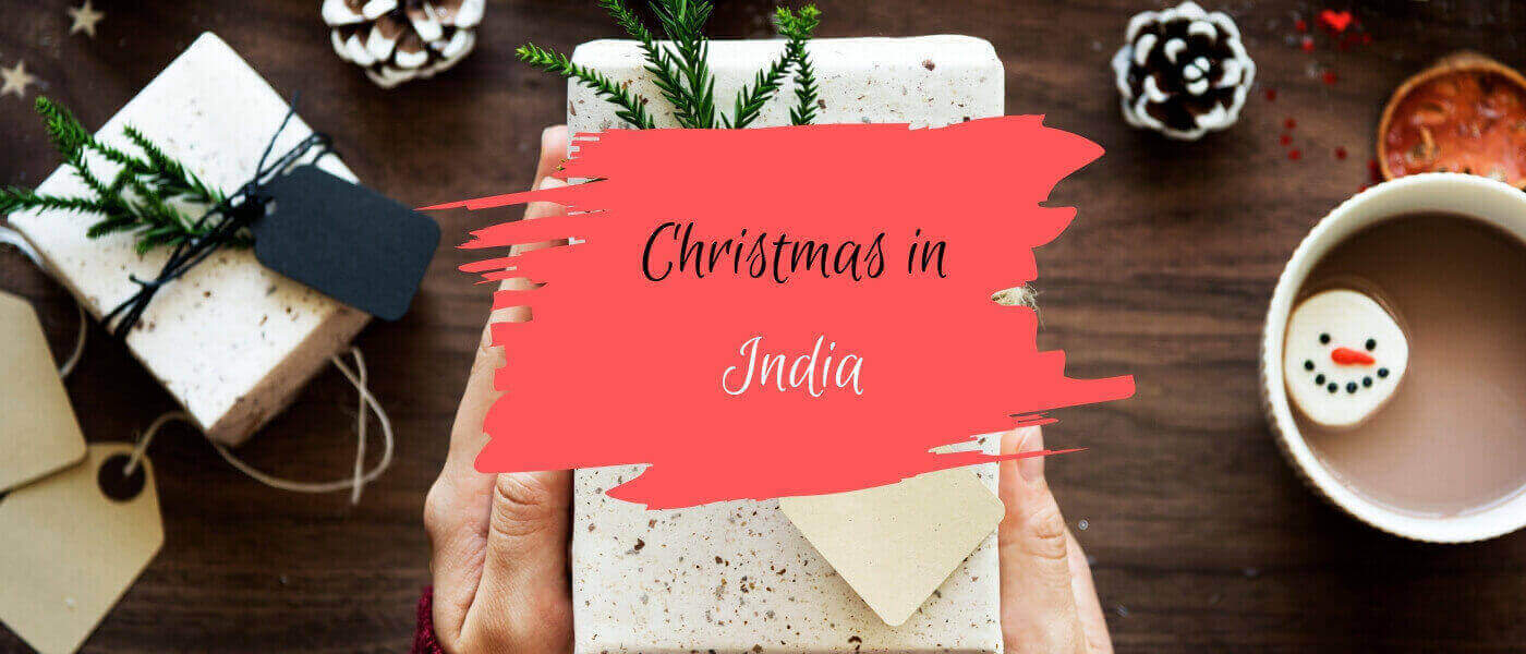 The unique places to celebrate Christmas in India