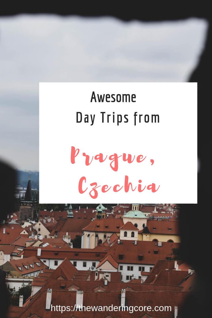 Day trips from Prague   Prague day trips   #prague #czechrepublic #daytrips