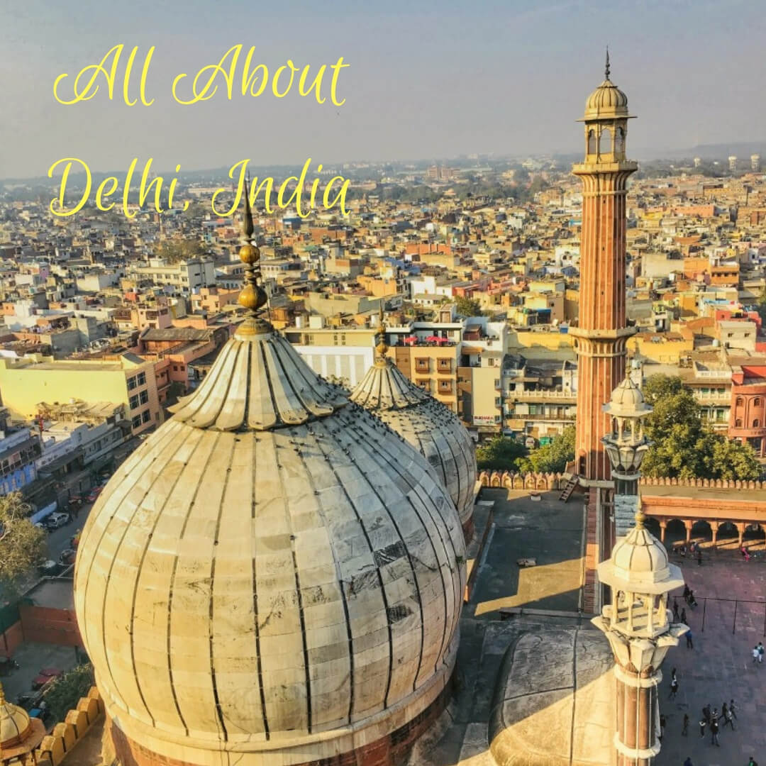 Delhi Travel Tips - The Wandering Core