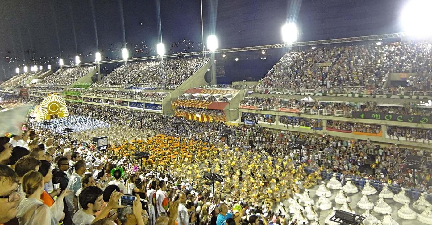 Carnival, Rio - Sambadrome - Luxury Travel Hacks By #ljojlo