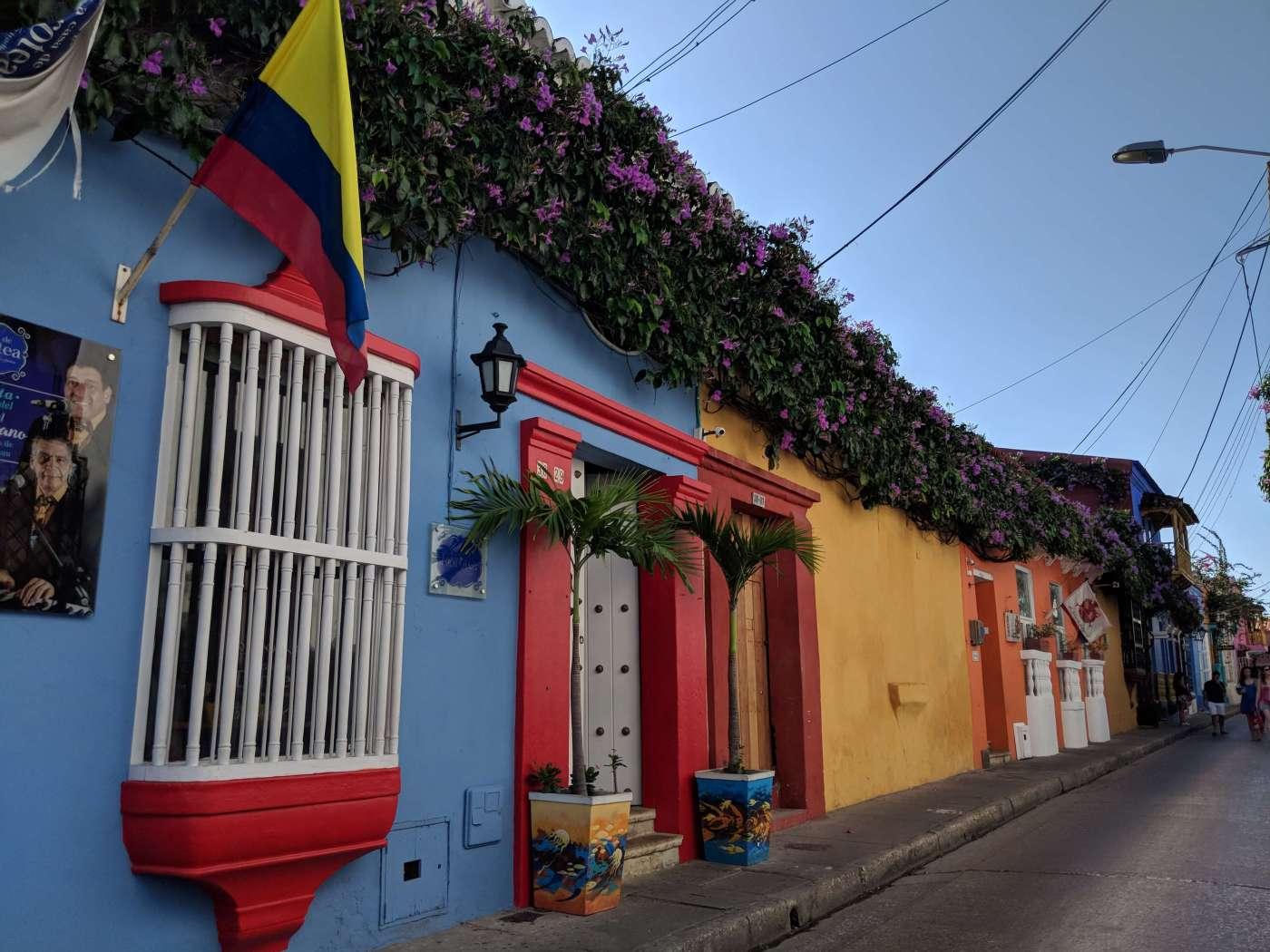 Cartagena Old Town Parenthood and Passports (1)
