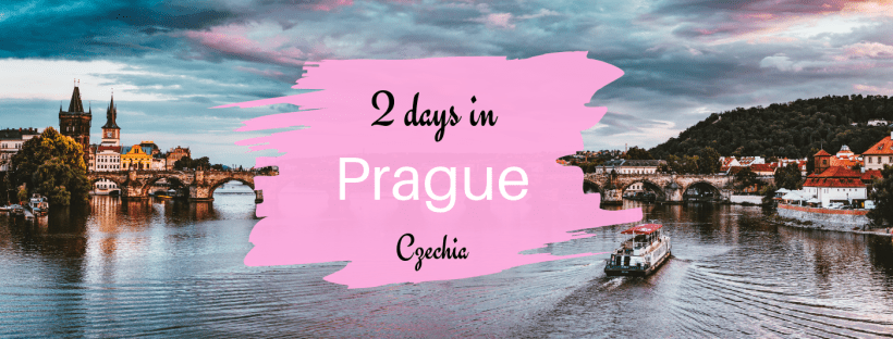 Prague in 2 days