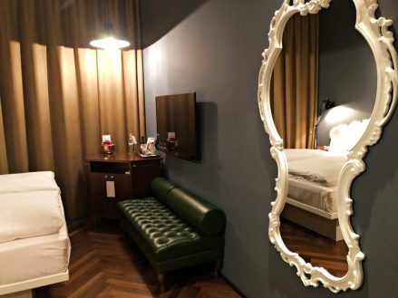 Room Hotel Grand Ferdinand Vienna