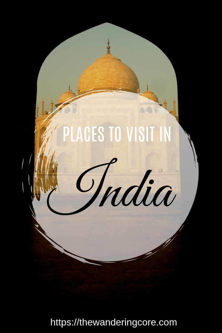 Places to visit in India Beyond Taj Mahal | India travel | India places to visit | India places to see | Places to see in India | #india #travel #tajmahal #kashmir #kerala #northeastindia #northeast #chennai #himachal #punjab
