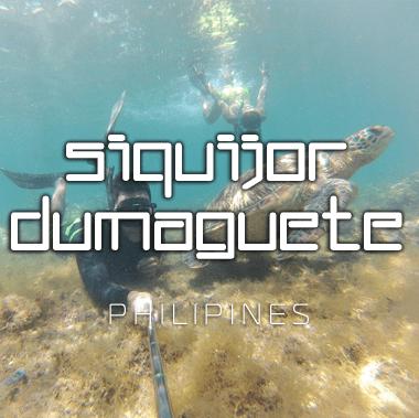 Siquijor - Dumaguete (Apo Island) Travel Video