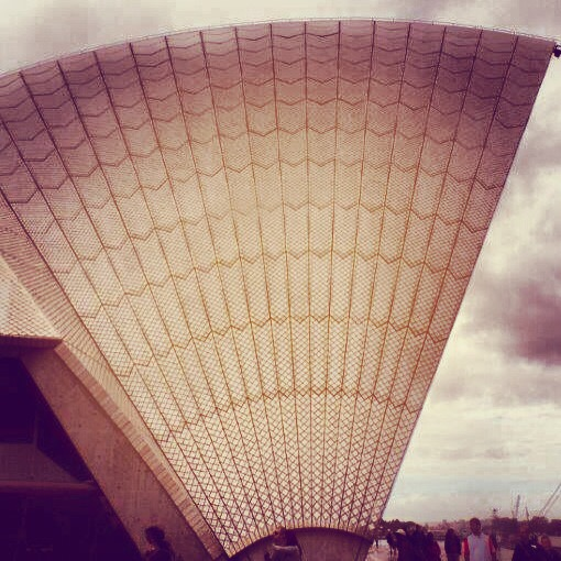 Different Angles -Sydney Opera House