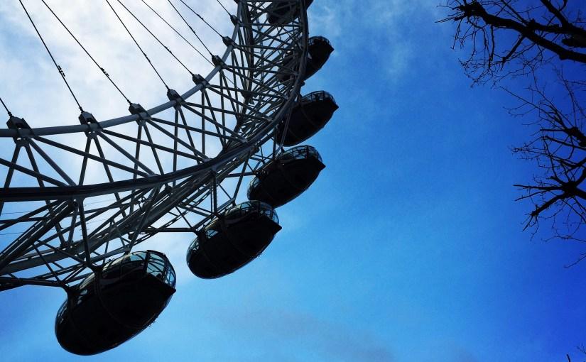 London Blue Skies
