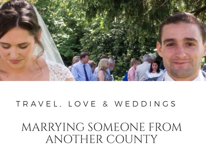 Travel, Love and Weddings- Planning a wedding with someone from another country