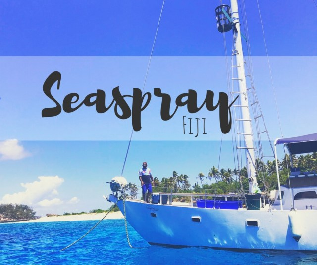 Seaspray Day Cruise – Fiji