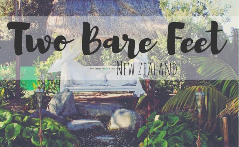 Two Bare Feet- Waihi Beach, New Zealand