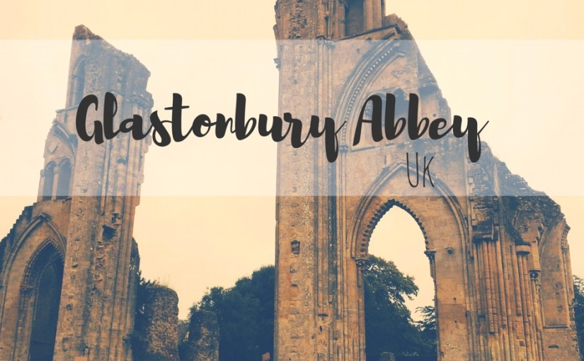 The beauty of Glastonbury Abbey in pictures