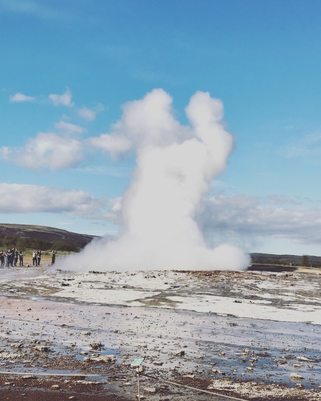 Geysir Iceland. 38 photos to visit iceland from the wandering darlings