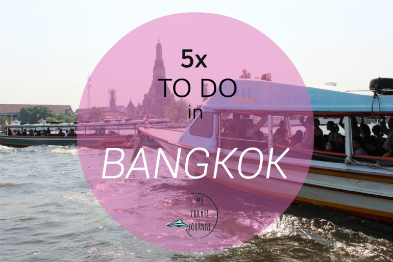 To do Bangkok