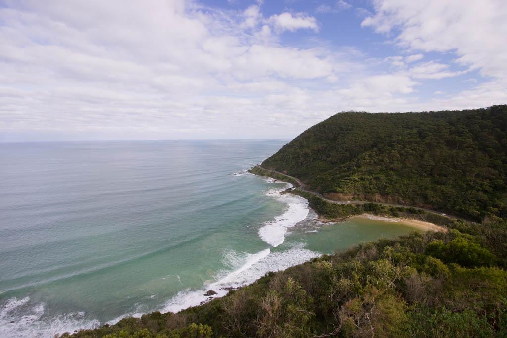 Great Ocean Road   Teddy Lookout