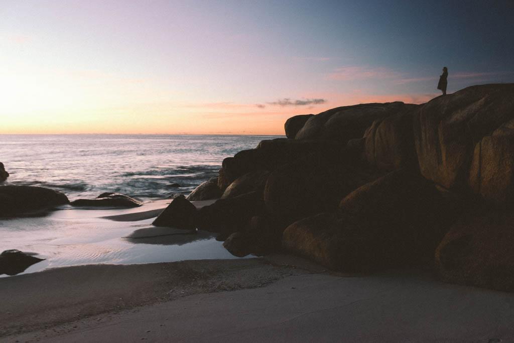 Bay of Fires | Tasmania | Australia | Sunset Bay of Fires