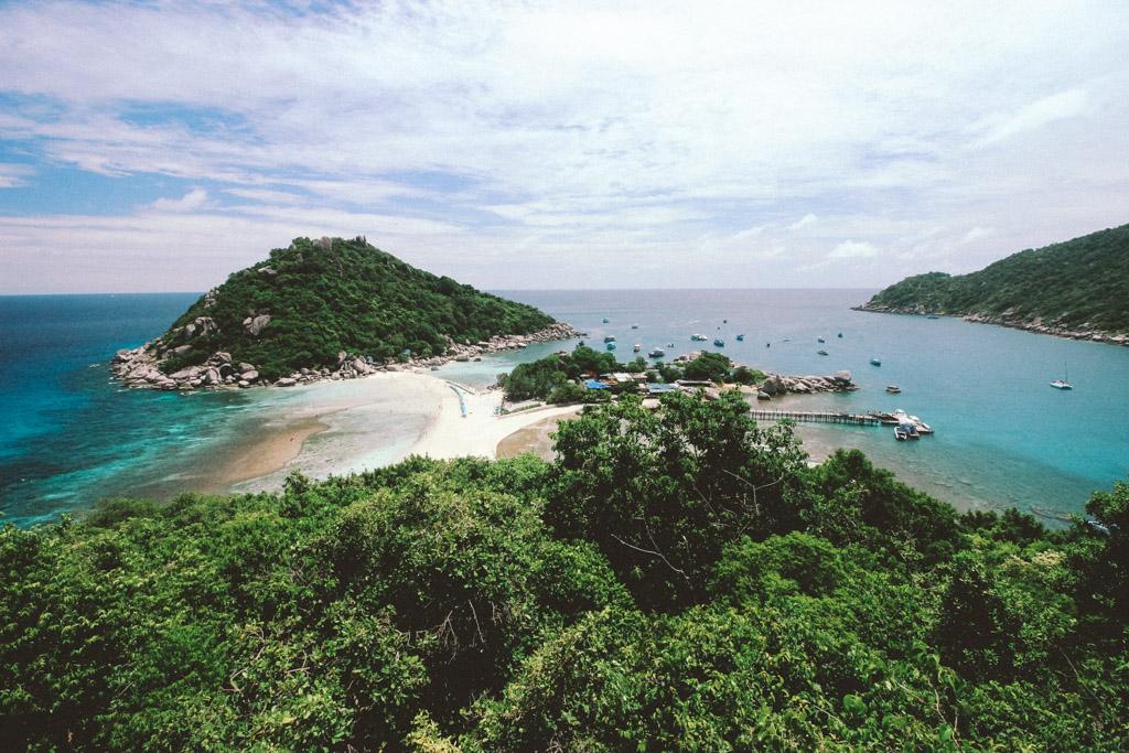 Nang Yuan Island   Koh Tao   Thailand
