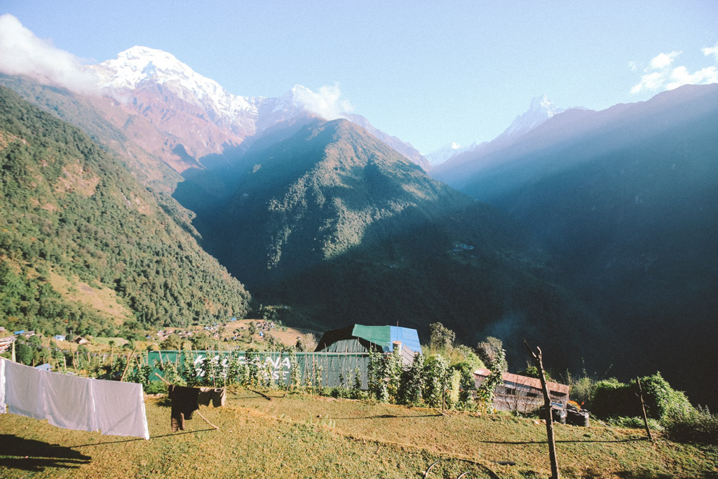 Annapurna | Base Camp | Chumrong | Himalaya | Hiking | Nepal