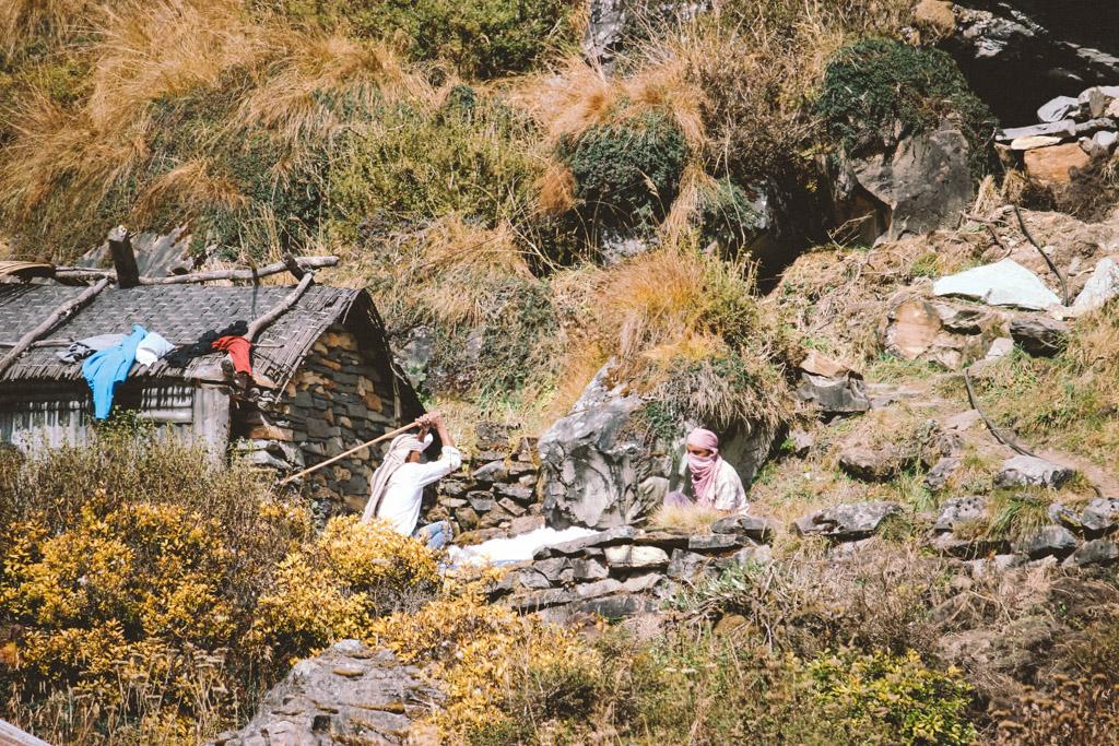 MBC   Himalaya   Deurali   ABC   Hiking   Trekking   Annapurna Base Camp   Nepal