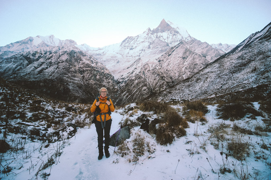 Annapurna Base Camp | ABC | Sanctuary | Trek | Trekking | Hiking | Nepal | Himalaya | MBC