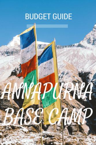 Budget Guide | Annapurna Base Camp | ABC | Sanctuary | Trek | Trekking | Hiking | Nepal | Himalaya | MBC | Hiking | Trekking | Adventure