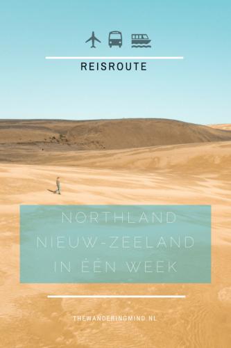 Reisroute Northland | Nieuw-Zeeland | Noordereiland | Roadtrip | Backpacken