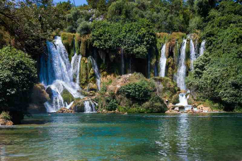 Kravice Waterfall | places to see in Mostar