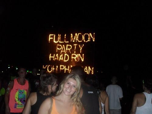 Full Moon Party 2011