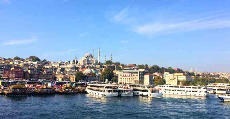 3 day Istanbul itinerary