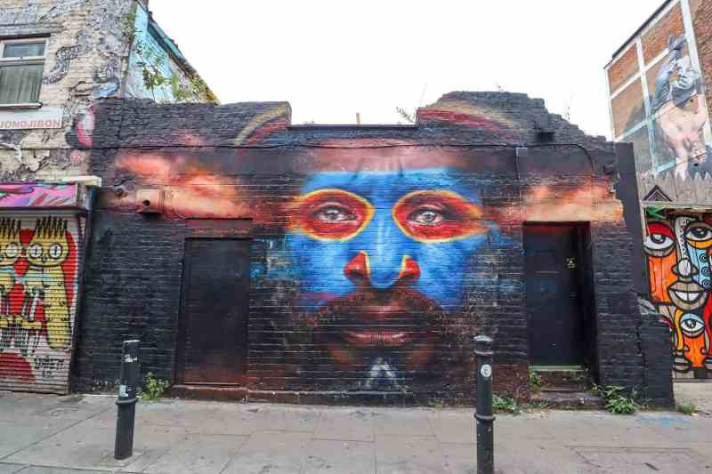 places to visit in Shoreditch Hanbury Street