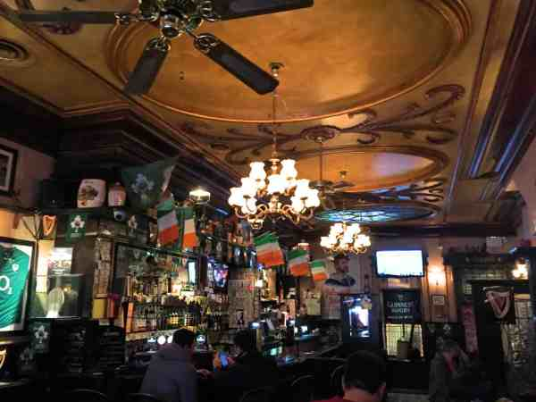 best pubs in Dublin for live music, Inside O'Sullivans Bar Best Pub in Dublin